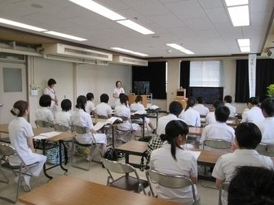 高校生一日看護体験を開催 ...